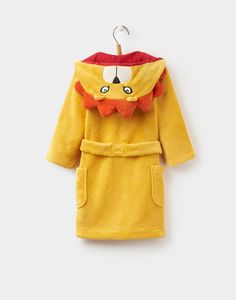 Roary Lion Character Dressing Gown | Joules UK