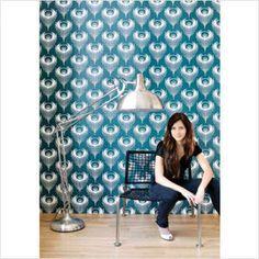 ferm LIVING Feather Wallsmart Wallpaper