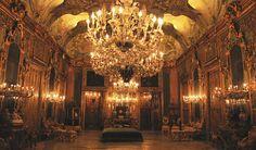 5 villas in Sicily used as movie locations - Palazzo Valguarnera Gangi - The leopard Il gattopard