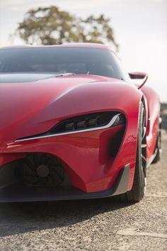 Toyota FT-1 Supra Concept -