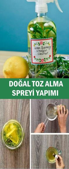 Natural Dust Extraction Spray Making Diy Cleaning Products, Cleaning Hacks, Natural Cleaners, Clean House, Good To Know, Health Tips, Herbalism, Life Hacks, Personal Care
