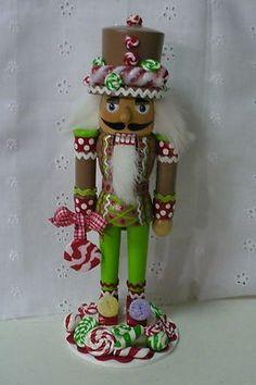 Gingerbread Nutcracker   NUTCRACKER GINGERBREAD-CANDY   Gingerbread Christmas   Pinterest