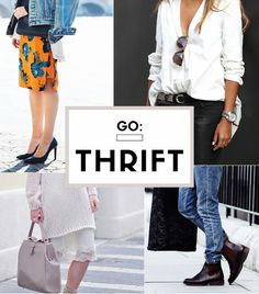 When to Buy Thrift (Vintage)