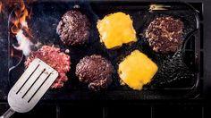 The BA Smash Burger Recipe   Bon Appetit