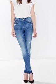 Mother High-Waisted Skinny