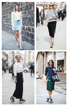 Te animas a una semana con falda?