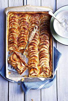 10 leckere Apfelkuchen, die Ihnen den Herbst versü