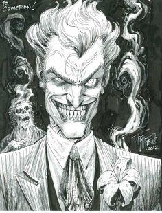 Tony Moore - Joker