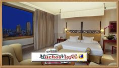 MADRIDhotelcourtyardbymarriottmadridprincesa044✯ -Reservas: http://muchosviajes.net/oferta-hoteles