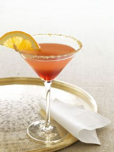 Drinks for Winter Entertaining : Pictures : Recipes and Cooking : Food Network