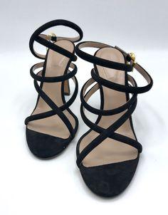 SHIDIWEIKE Women Sandal Thin High Heels Sandals Gold Ladies Summer Shoes  Gladiator Heels open toe Hollow Out Bling Glitter PU  415747dc39f1