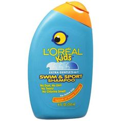 L'Oreal Kids: Swim & Sport Shampoo. This was my favorite back in the day!