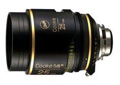 Cooke | 5/i | Prime Lenses | Focus Illumination | 3-D Cinematography