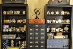 Fabulous clock collection - I need to start my own!
