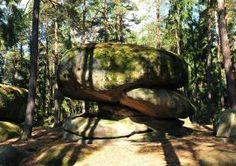 Naturpark Blockheide in Gmünd Outdoor Blanket
