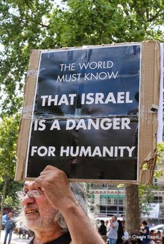Israel is Nazi Germany committing Genocideon Palestinians!