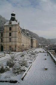 "La Pouyette....: A snowy "" Day of Romance"""
