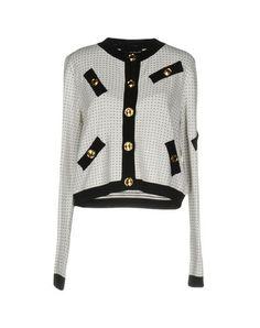 BOUTIQUE MOSCHINO Cardigan. #boutiquemoschino #cloth #dress #top #skirt #pant #coat #jacket #jecket #beachwear #