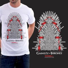 Make the Barbell Medicine GainzZz of Thrones Graphic by Ryan@rt