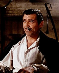 Gone with the wind Old Hollywood Movies, Vintage Hollywood, Hollywood Stars, Go To Movies, Old Movies, Great Movies, Divas, Civil War Movies, Rhett Butler