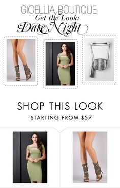 """""""Get the Look:  Date Night"""" by gioellia ❤ liked on Polyvore"""