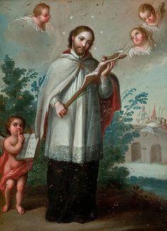 File:José de Páez - San Juan Nepomuceno, 18th century, San Antonio Museum of Art.jpg