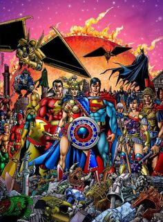 SENSEI - DC Comics