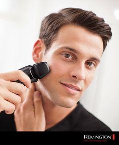 Afeita tu rostro de forma eficaz con la rasuradora #ConfortSeries. #man #shave #tool #style #cool #skincare