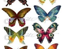 Printable Fairy Wings Digital Fairy Wings Printable Fairy Paper Doll Wings…