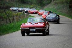 45 Corvette Funfest Ideas Corvette Event Hosting Corvette America