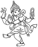 hindu elephant drawing - Buscar con Google