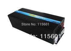 Free Shipping 5000W Power Inverter DC 48V to AC 220V 5kw Pure Sine Wave Inverter #Affiliate