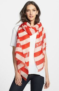 It's time for spring scarves!