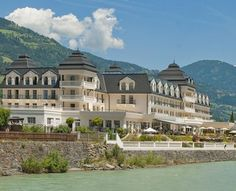 Grand Hotel Lienz, Austria--Gorgeous: The elegant & refined Grand Hotel Lienz blends the adventures of a mountain retreat with the health benefits of a high-level spa & medical center. Green: This hotel has an ecological foundation that combines solar & geothermal energy to ensure no wasted heat. And this retreat emphasizes overall fit living, with all sorts of tempting outdoor fun as well as an on-site Medical Center that offers check-ups, targeted therapies, & traditional Chinese medicine. Mountain View, Mountain Biking, Geothermal Energy, Chinese Medicine, Traditional Chinese, Medical Center, Grand Hotel, High Level, Outdoor Fun