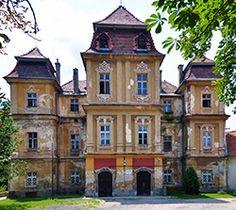 Pozsonynádas Motesiczky-kastély Beautiful Castles, Facade House, Homeland, Hungary, Old Houses, Budapest, Abandoned, Palace, Places To Go