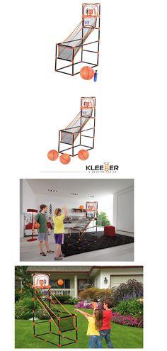 Other Indoor Games 36278: Boys Basketball Hoop Spalding Indoor Shooting System Mini Hoop Ball Pump Kids -> BUY IT NOW ONLY: $49.99 on eBay!