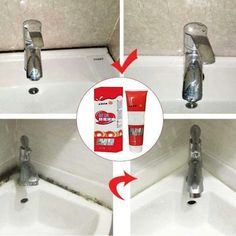 Household mold remover gel casa ✅Quickly and easily remove stains and mold .Household mold remover gel casa ✅Quickly and easily remove stains and mold from cracks in your house.Weekly cleaning plan template: the benefits of Bathroom Cleaning Hacks, Household Cleaning Tips, House Cleaning Tips, Diy Cleaning Products, Cleaning Solutions, Spring Cleaning, Grout Cleaning, Weekly Cleaning, Cleaning Diy