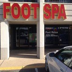 Foot Spa Reflexology - Dallas, TX, United States