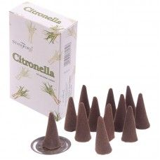 Stamford Hex Incense Cones - Citronella Incense is an inexpensive way of adding fragrance and ambience to your home and we have a huge collection t Incense Cones, Incense Sticks, Citronella, Stamford, Incense Burner, Place Card Holders, Candles, Water Fountains, Raw Materials