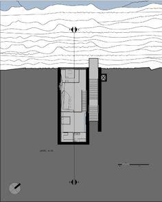 Casa Brutale : 20 milieux sous la terre
