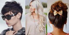 Przegląd modnych fryzur 2017 #MODNE #KOBIETA #WŁOSY #FRYZURY #MODNE #FRYZURY