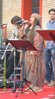 Iskra Menarini in concerto: una grande, grande artista
