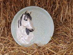 ceramic plate with horse head - Cóóry Studio