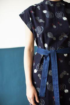 Cosmic Wonder Printed Apron Dress   Oroboro Store