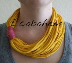 collares-de-tela-bohemios-de-moda-2014-