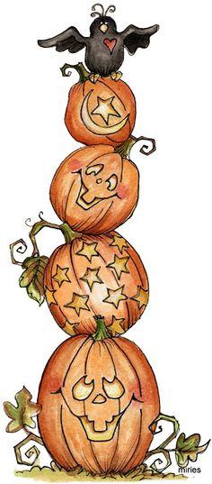 Pile O' Pumpkins!