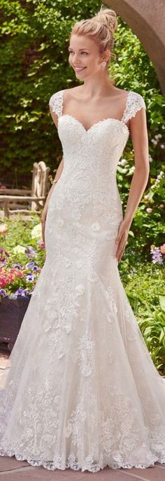 Wedding Dress by Rebecca Ingram - Brenda | Less than $1,000 | #rebeccaingram #rebeccabride