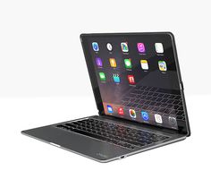 Zagg iPad Pro backlit keyboard cases are multifunctional cases to give your device the protection it needs with the convenience of a keyboard. Shop now.