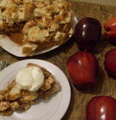 The Best #Apple #Pie #Recipe Ever  Jennifer Kaya Canadian fashion blogger www.jenniferkaya.com