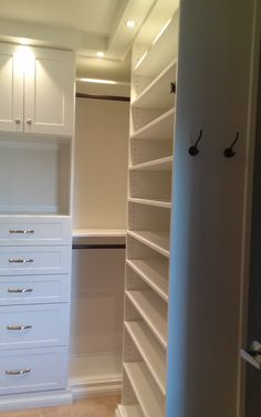 Drawers and shoes White Closet, Custom Closets, Drawers, Shoes, Home Decor, White Cabinet, Custom Cabinetry, Zapatos, Decoration Home